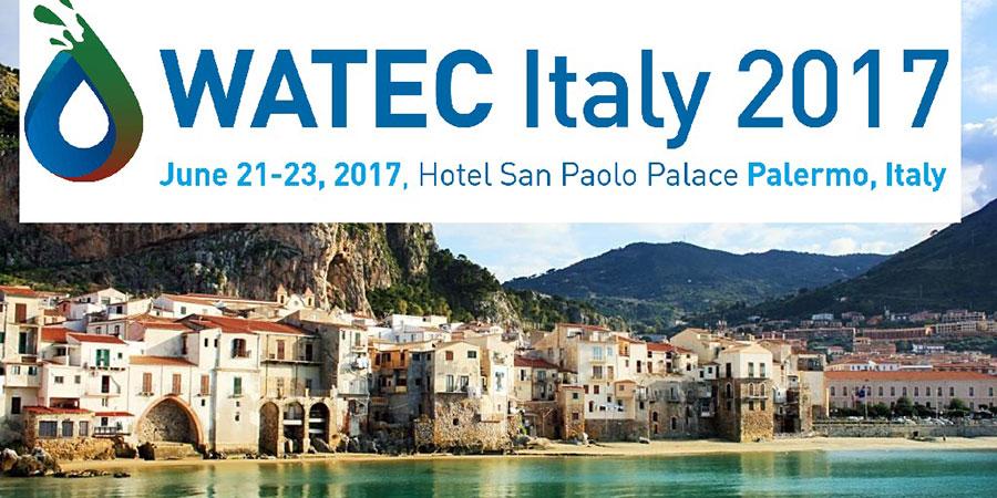 Watec Italy 2018