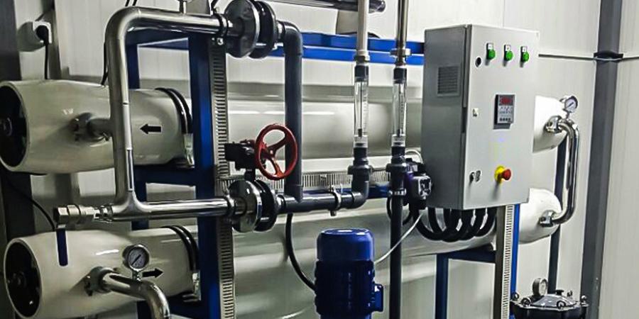 Grado Georgia Reverse Osmosis System (120m3/day Capacity)